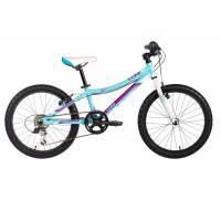 "KELLYS LUMI 30 LIGHT BLUE, детский велосипед, колёса 20"", рама: Alum. alloy, 6 скор."