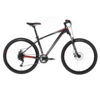 "KELLYS Spider 10 Black, МТВ велосипед, колёса 27,5"", рама: AI 6061 375мм, 24 скор."