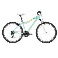 "KELLYS Vanity 20 Aqua Lime, велосипед MTB женский, колёса 27,5"", рама:AI 6061 19"", 24 ск."