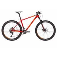 "KELLYS Spider 30 Red 27.5"" S, МТВ велосипед, колёса 27,5"", рама: AI 6061 430мм, 24 скор."