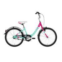 "KELLYS Cindy (20""), детский велосипед, колёса 20"", рама алюминиевая 11,5"", 1 скор., без амортизатора"