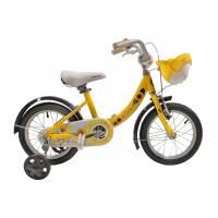 "GRAVITY FLOWER, детский велосипед, колёса 14"", рама: Al, 1 скорость"