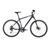 "KELLYS Phanatic 30 Dark Grey, кроссовый велосипед, колёса 28"", рама: Al 6061 3B 19"", 27 скор."