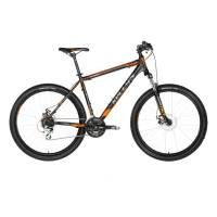 "KELLYS Viper 30 Black Orange, МТВ велосипед, колёса 26"", рама:AI 6061 15,5"", 24 скор."
