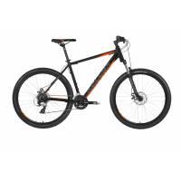 """KELLYS Madman 30 Black 26"""" S, МТВ велосипед, колёса 26"""", рама: Al 6061, 24 скор."""