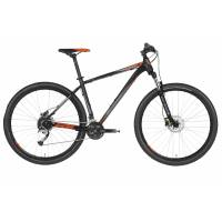 "KELLYS Spider 50 Black Orange 29"" S, МТВ велосипед, колёса 29"", рама: AI 6061 430мм, 27 скор."