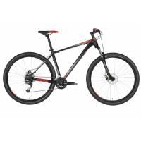 "KELLYS Spider 10 Black 29"" M, МТВ велосипед, колёса 29"", рама: AI 6061 480мм, 24 скор."