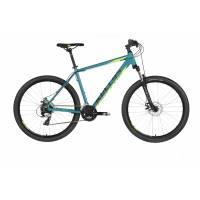 "KELLYS Madman 30 Turquoise 26"" S, МТВ велосипед, колёса 26"", рама: Al 6061, 24 скор."