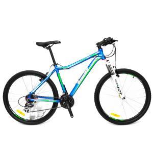 "GRAVITY SLIM, МТВ велосипед, колёса 26"", V-brake тормоза, рама: Al 6061 17,5"", 21 скор."