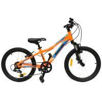 """GRAVITY FOXY, подростковый велосипед, колёса 20"""", рама: Al 280 мм, 6 скор."""