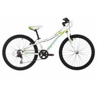 """KELLYS KITER 30 WHITE, подростковый велосипед, колёса 24"""", рама: Alum. alloy, 6 скор."""
