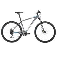"KELLYS Spider 30 Grey, МТВ велосипед, колёса 29"", рама: AI 6061 430мм, 24 скор."