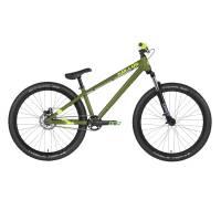 """KELLYS Whip 30 L, велосипед для DIRT, колёса 26"""", рама AI 6061, длина рамы 590mm, 9 скор."""