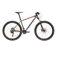 "KELLYS Madman 10 Black Blue 27.5"" S, МТВ велосипед, колёса 27,5"", рама: Al 6061, 21 скор."