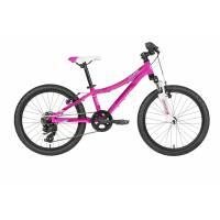 "KELLYS Lumi 50 Black (20""), детский велосипед, колёса 20"", рама: Alum. alloy, 6 скор."