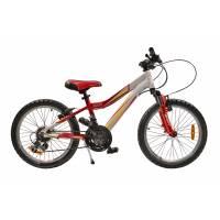 "GRAVITY ELITE, подростковый велосипед, колёса 20"", рама: Al 15,5"", 18 скор."