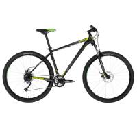"KELLYS Spider 30 Black, МТВ велосипед, колёса 29"", рама: AI 6061 430мм, 24 скор."