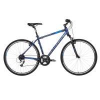 "KELLYS Cliff 70 Blue, кроссовый велосипед, колёса 28"", рама: Al 6061 17"", 24 скор."
