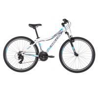 "KELLYS Naga 70 White, подростковый велосипед, колёса 26"", рама алюминиевая 13.5"", 21 ск."