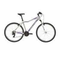 "KELLYS Vanity 10 Purple Grey 27.5"" L, MTB женский велосипед, колёса 27,5"", рама Al 6061, 21 скор."