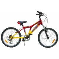 "GRAVITY ALFA, детский велосипед, колёса 20"", рама: сталь Hi-Ten 12"", 6 скор."