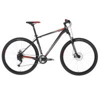 "KELLYS Spider 10 Black, МТВ велосипед, колёса 29"", рама: AI 6061 430мм, 24 скор."