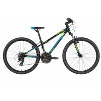 "KELLYS Kiter 50 White (24""), подростковый велосипед, колёса 24"", рама алюминиевая 11"", 21 скор."