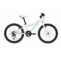 """KELLYS Lumi 30 White (20""""), детский велосипед, колёса 20"""", рама: Alum. alloy, 6 скор."""