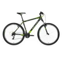 "KELLYS Viper 10 Black Lime, МТВ велосипед, колёса 27,5"", рама:AI 6061 21,5"", 21 скор."