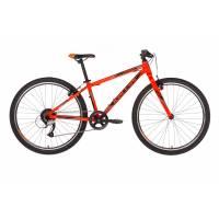 """KELLYS Naga 80 13.5"""", подростковый велосипед, колёса 26"""", рама алюминиевая 13.5"""", 9 ск."""
