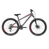"""KELLYS Whip 50 L, велосипед для DIRT, колёса 26"""", рама AI 6061, длина рамы 590mm, 9 скор."""