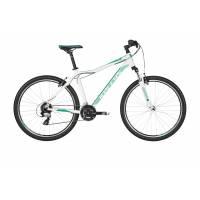 """KELLYS Vanity 20 White 26"""" XS, велосипед MTB женский, колёса 26"""", рама:AI 6061, 24 ск."""