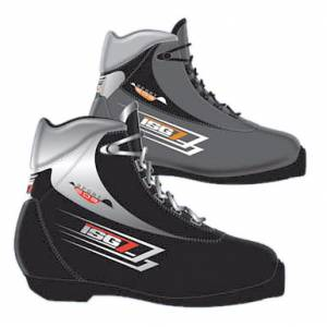 Ботинки лыжные ISG SPORT503 серые SNS (р.36)