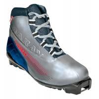 Ботинки лыжные МXS-300 серебро SNS р.34