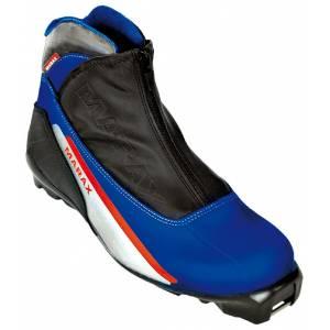 Ботинки лыжные МXN-400 синий NNN р.34