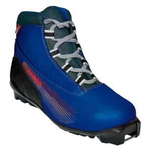 Ботинки лыжные МXS-300 синие SNS р.33