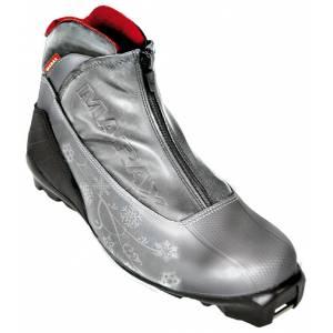 Ботинки лыжные МXS-400 серебро SNS р.34