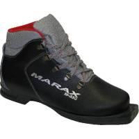 Ботинки лыжные М330 мех р.30 кожа