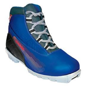 Ботинки лыжные МXN-300 синий NNN р.34