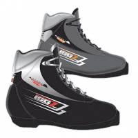 Ботинки лыжные ISG SPORT403 черные NNN (р.33)